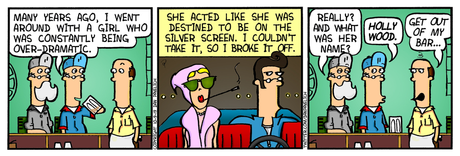 Just Say Uncle Comic Strip for October 09, 2019