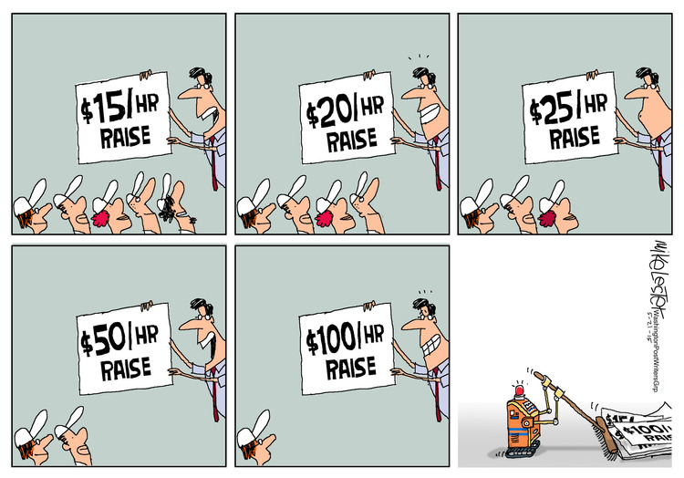 Mike Lester Comic Strip for May 21, 2015