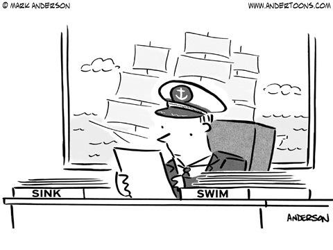 Andertoons Comic Strip for April 26, 2015
