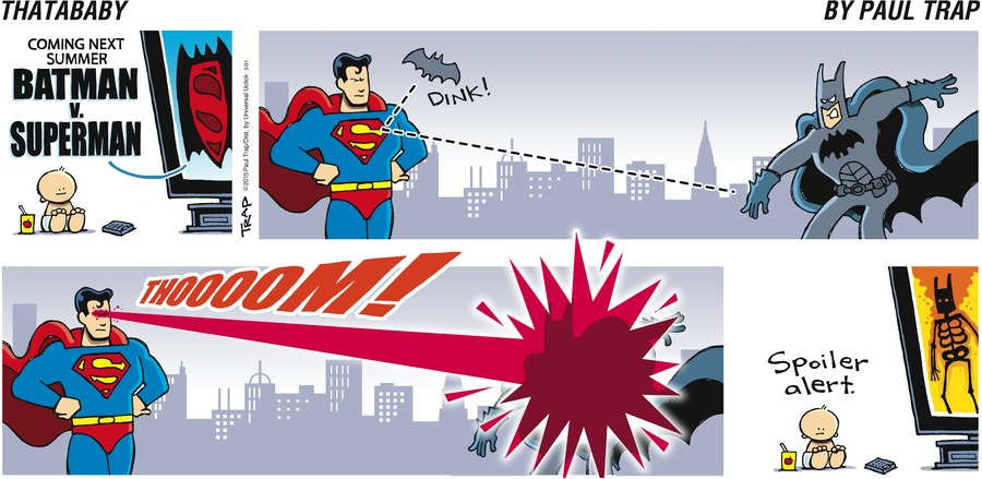 Thatababy Comic Strip for May 31, 2015