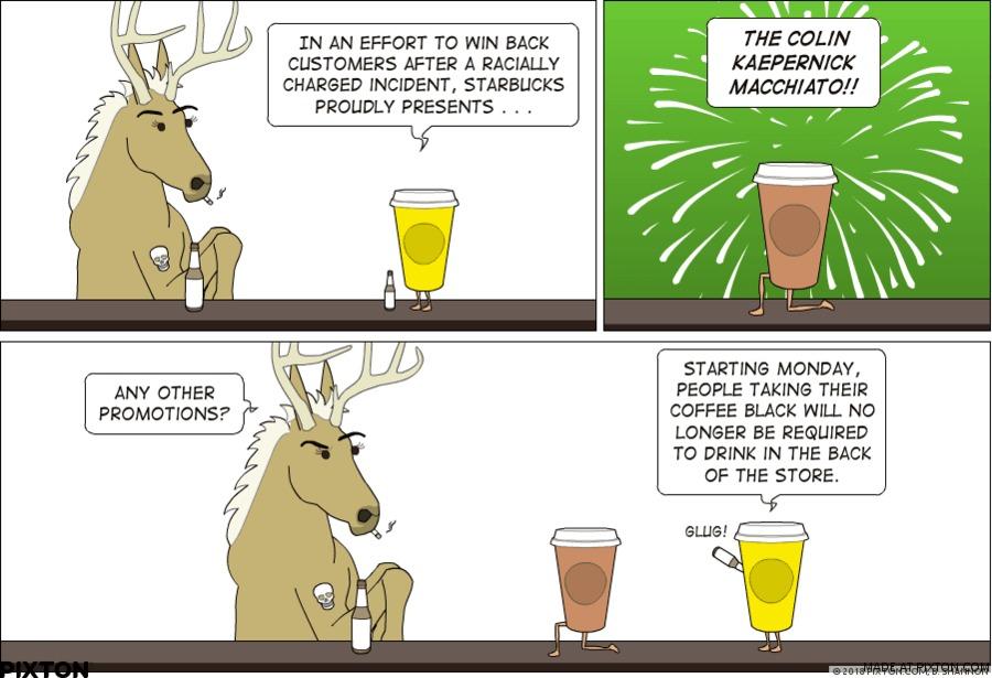 Tough Town Comic Strip for April 22, 2018