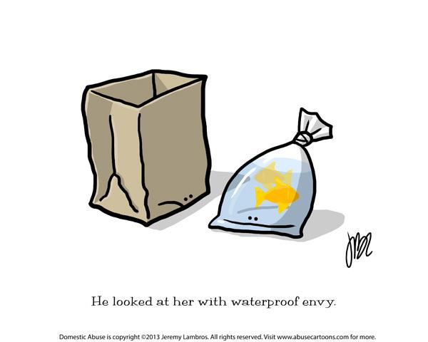 Domestic Abuse for Jul 30, 2013 Comic Strip