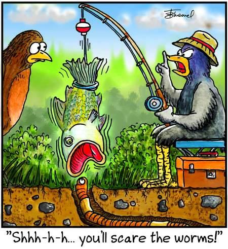 Birdbrains for Mar 27, 2013 Comic Strip