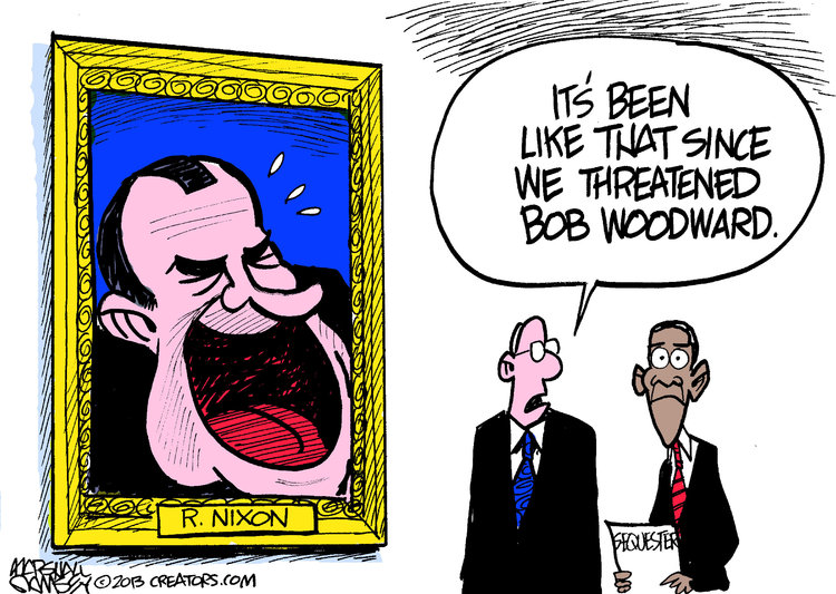 Marshall Ramsey for Mar 1, 2013 Comic Strip