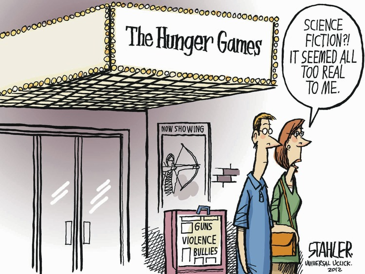 Jeff Stahler Comic Strip for March 25, 2012