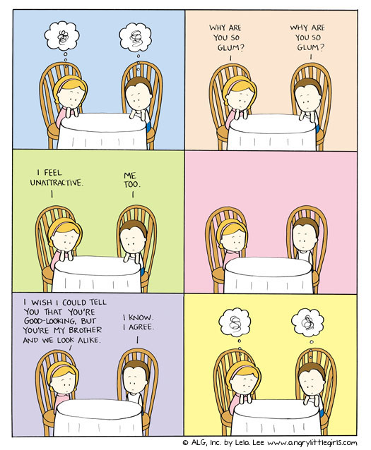 Angry Little Girls for Oct 31, 2011 Comic Strip