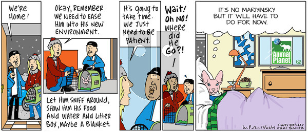 The Big Picture on Monday December 23, 2019 Comic Strip