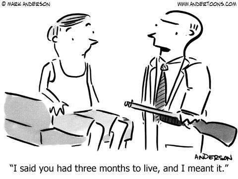 Andertoons Comic Strip for June 19, 2013