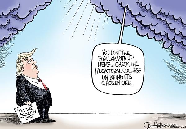 Joe Heller Comic Strip for August 26, 2019