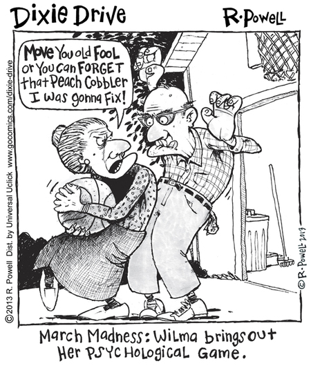 Wide Open for Mar 19, 2013 Comic Strip