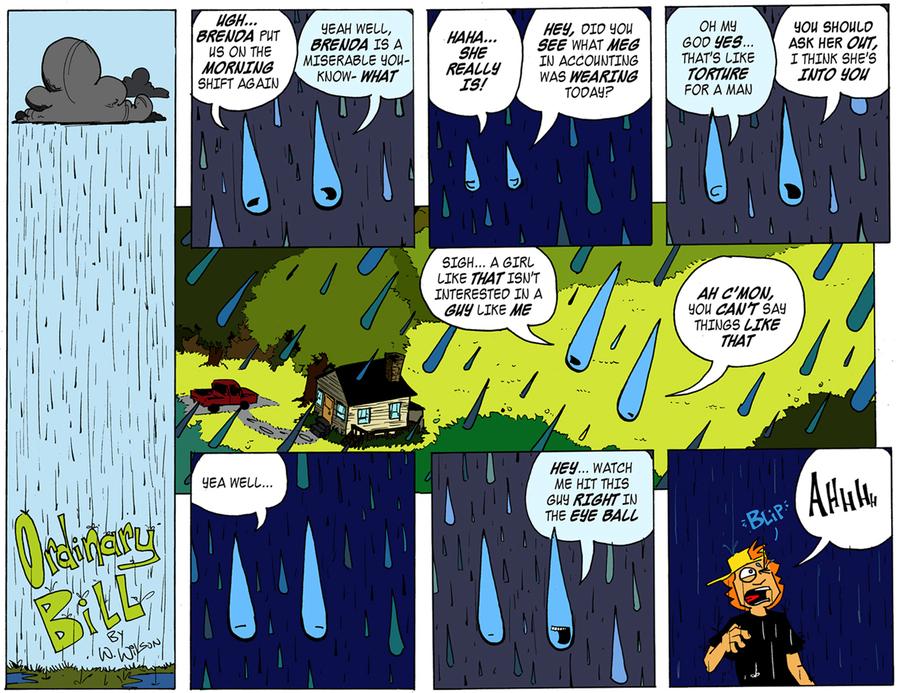 Ordinary Bill Comic Strip for April 26, 2019