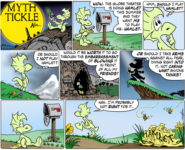 MythTickle Comic Strip for April 05, 2019