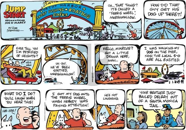 JumpStart on Sunday April 2, 2017 Comic Strip