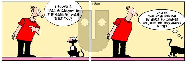 Crumb on Thursday January 9, 2020 Comic Strip