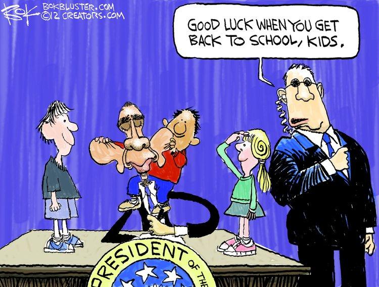 Chip Bok Comic Strip for January 17, 2013