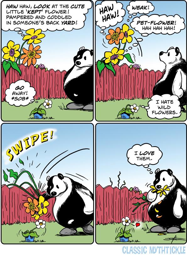 MythTickle Comic Strip for April 10, 2019