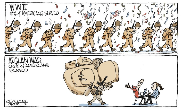 Signe Wilkinson Comic Strip for January 04, 2015