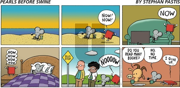 Pearls Before Swine on Sunday August 11, 2019 Comic Strip