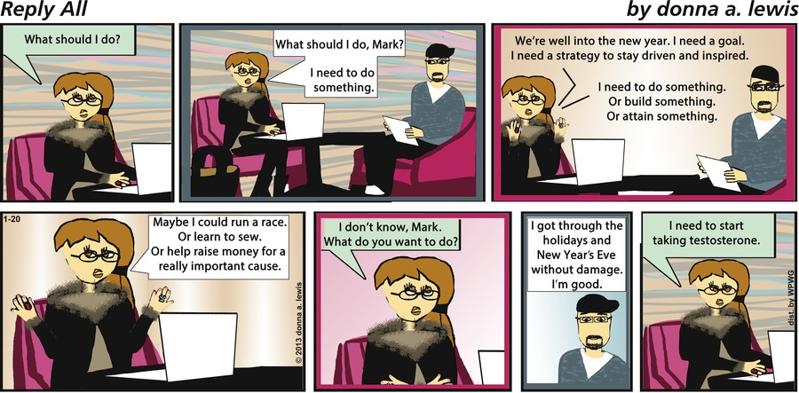 Reply All for Jan 20, 2013 Comic Strip