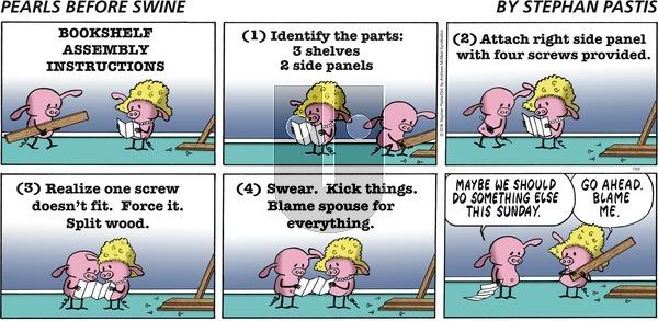Pearls Before Swine on Sunday July 22, 2018 Comic Strip