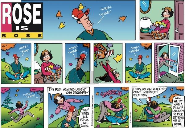 Rose is Rose on Sunday October 11, 2020 Comic Strip