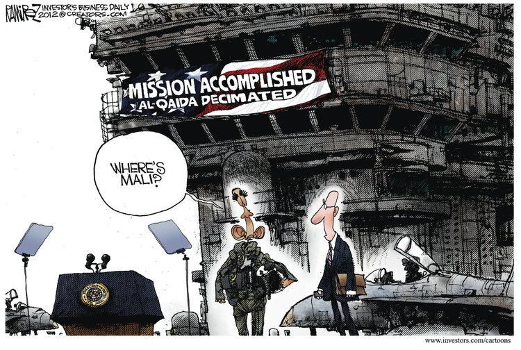 Michael Ramirez Comic Strip for January 24, 2013