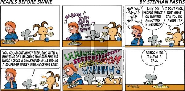 Pearls Before Swine on Sunday May 20, 2012 Comic Strip