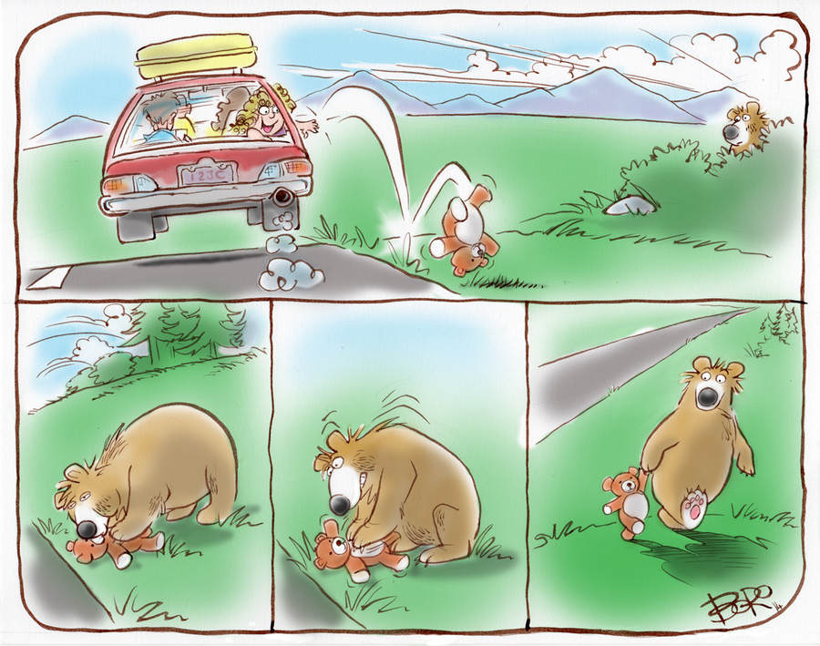 Speechless for Aug 7, 2014 Comic Strip