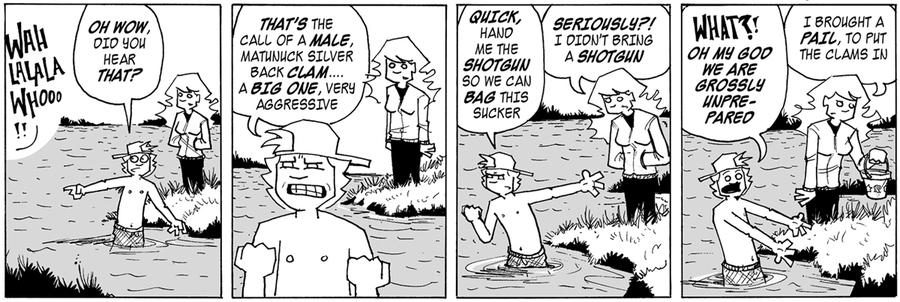 Ordinary Bill Comic Strip for April 27, 2012
