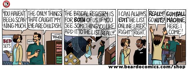 Beardo on Sunday January 5, 2020 Comic Strip