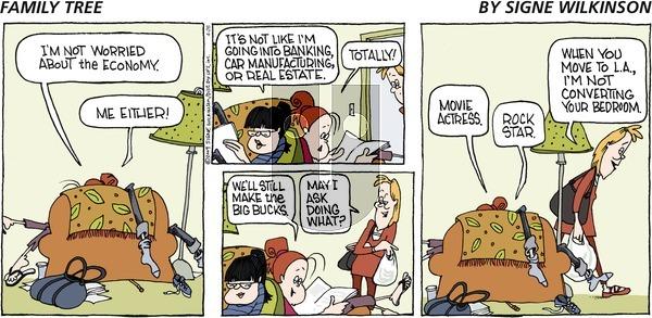 Family Tree on Sunday May 2, 2021 Comic Strip