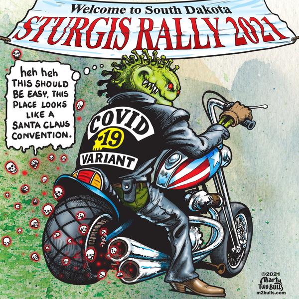 M2Bulls by Marty Two Bulls Sr. on Thu, 05 Aug 2021