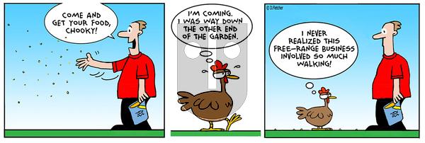 Crumb on Monday January 6, 2020 Comic Strip