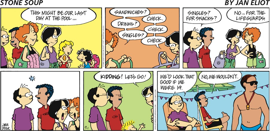 Stone Soup for Sep 1, 2013 Comic Strip